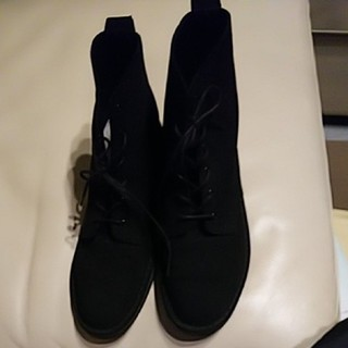 クラークス(Clarks)のクラークス(新品未使用品) オリジナル メンズ ブラック(ブーツ)