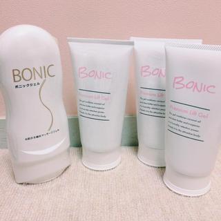 【ほぼ新品】ボニック、ボニックプロ ジェルセット(エクササイズ用品)