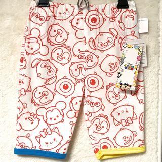 ディズニー(Disney)の【新品タグ付】80cm ディズニーTSUMTSUMパンツ(パンツ)