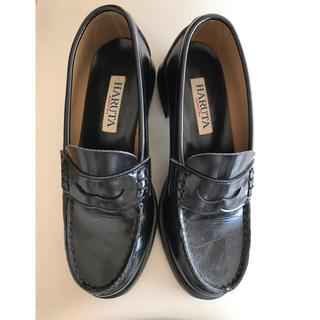ハルタ(HARUTA)のりの様専用ローファー23センチ(ローファー/革靴)