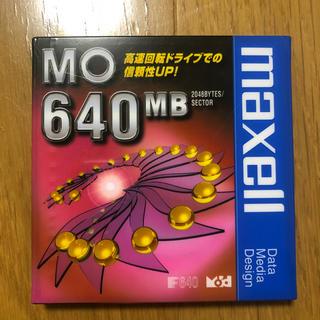 マクセル(maxell)のmaxell MO6 40MB 新品(PC周辺機器)
