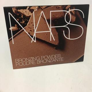 ナーズ(NARS)のブロンズパウダー(フェイスパウダー)