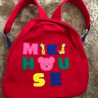 mikihouse - ミキハウス リュックサック