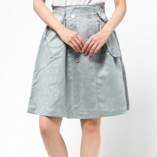 アクシーズファム(axes femme)のアクシーズ トレンチスカート(ひざ丈スカート)