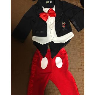 ディズニー(Disney)のミッキー コスプレ キッズ(衣装)
