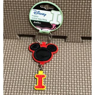 ディズニー(Disney)の☆未使用品☆Disneyハッピーイニシャルキーリング(その他)