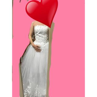 ウェディングドレス 二次会 結婚式(ウェディングドレス)