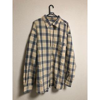 エニーチェ(ENYCE)のチェックシャツ (シャツ)