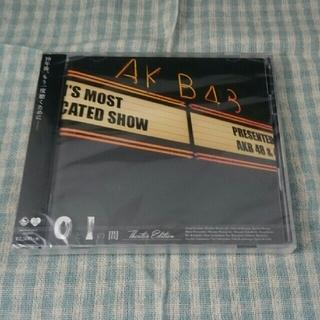 エーケービーフォーティーエイト(AKB48)のAKB48アルバムCD『0と1の間』劇場盤(ポップス/ロック(邦楽))