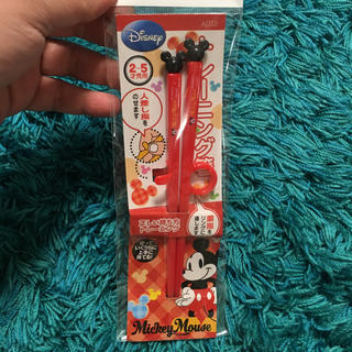 ディズニー(Disney)のミッキー   トレーニング箸(カトラリー/箸)