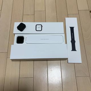 アップル(Apple)のApple Watch Series4 MU6D2J/A 44mm Space (その他)
