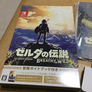 ニンテンドースイッチ(Nintendo Switch)のゼルダの伝説 ブレスオブザワイルド ニンテンドーSwitch(家庭用ゲームソフト)