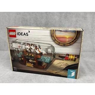 レゴ(LEGO) アイデア シップ・イン・ボトル 21313 国内正規品(プラモデル)
