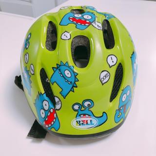 ベル(BELL)のBELL幼児用 ヘルメット★モンスター柄48-54センチ(自転車)