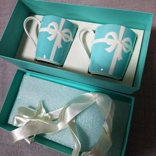 Tiffany & Co. - TIFFANYマグカップ