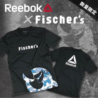 Reebok - 【フィッシャーズ】Reebok × Fischer's Tシャツ 数量限定品