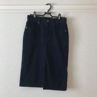 ジーユー(GU)のジーユー タイトスカート(ひざ丈スカート)