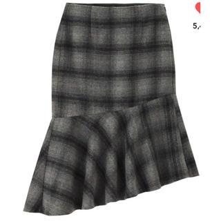 ジーユー(GU)のお値下げ!新品❤︎マーメードスカート S(ひざ丈スカート)