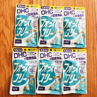 DHC - 新品未開封‼️ DHC フォースコリー15日分×6袋(90日分)