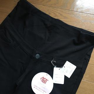 新品☆ Jeffley for mama マタニティジーンズデニム黒Lサイズ