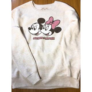 Disney - ディズニー 裏起毛パーカー スウェット