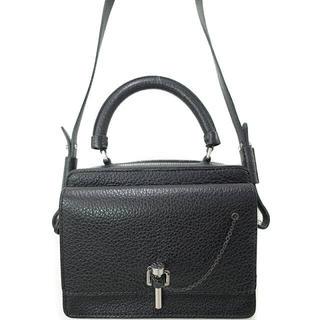 カルヴェン(CARVEN)のcarven leatherbag(ショルダーバッグ)