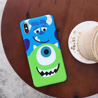 ディズニー(Disney)のiPhone XS MAX モンスターズインク サリー&マイク スマホケース(iPhoneケース)