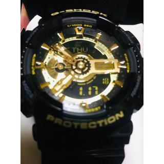 ジーショック(G-SHOCK)のG-SHOCK GA-110GB-1AJF 腕時計(腕時計(デジタル))