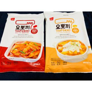 韓国 トッポッキ 美味しい トッポキ(インスタント食品)