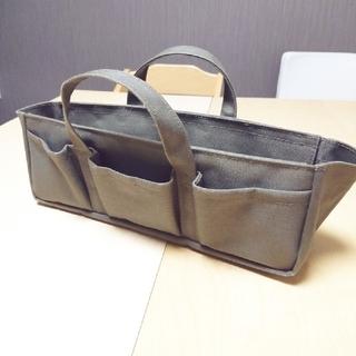 MUJI (無印良品) - 無印良品★ツールケース ミニバッグ ポーチ バッグインバッグ
