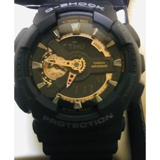 ジーショック(G-SHOCK)のG-SHOCK GA-110RG-1AJF 腕時計(腕時計(デジタル))