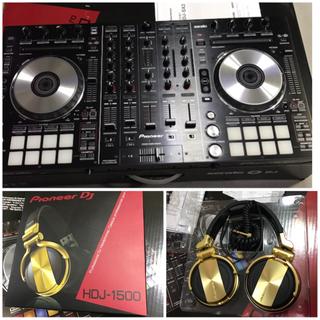 パイオニア(Pioneer)のDDJ-SX2 HDJ-1500 付 パイオニア serato DJ PRO (DJコントローラー)
