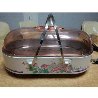 ツインバード(TWINBIRD)のツインバード 電気保温バスケット(調理機器)