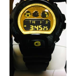 ジーショック(G-SHOCK)のG-SHOCK DW-6900CB-1JF 腕時計(腕時計(デジタル))