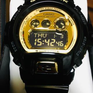 ジーショック(G-SHOCK)のG-SHOCK  GD-X6900FB-1JF 腕時計(腕時計(デジタル))