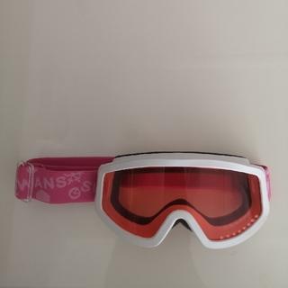 スワンズ(SWANS)の子供用スキー・スノーボード ゴーグル [SWANS]スノーゴーグル(その他)