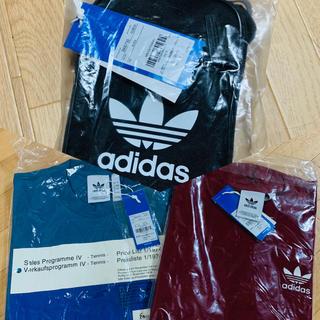 adidas - adidas福袋 ポーチ Tシャツ2枚 ジャージ メンズXS