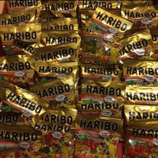 ゴールデンベア(Golden Bear)のハリボー ミニ ゴールドベア 10g × 50 袋  コストコ(菓子/デザート)