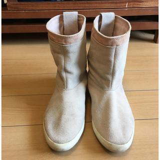 アディダス(adidas)のadidas・アディダス ショートブーツ サイズ23.5(ブーツ)