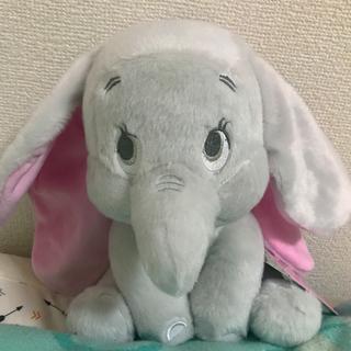 Disney - ダンボぬいぐるみ Spring pastel