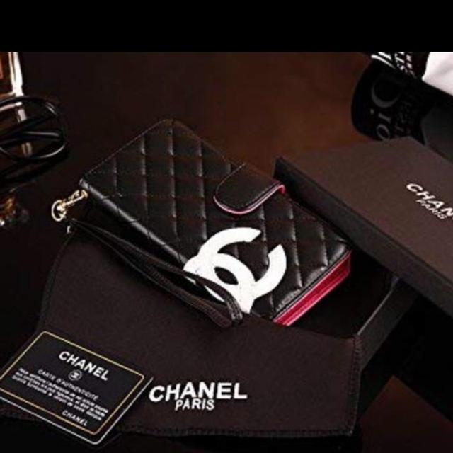 CHANEL - ⭐️新品⭐️iPhone7.8 スマホケースの通販 by *memi*'s shop|シャネルならラクマ