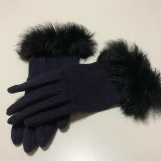 コムサイズム(COMME CA ISM)のコムサ 手袋(手袋)