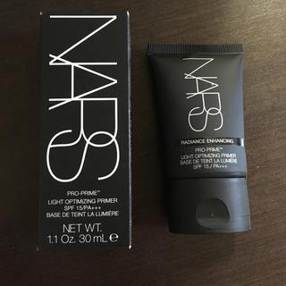 ナーズ(NARS)のNARS ライトオプティマイジングプライマー SPF15 新品未使用品(化粧下地)