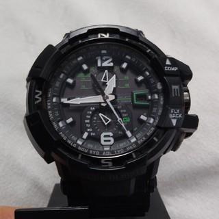 ジーショック(G-SHOCK)のCASIO G-SHOCK  スカイコックピット GW-A1100 ブラック(腕時計(アナログ))