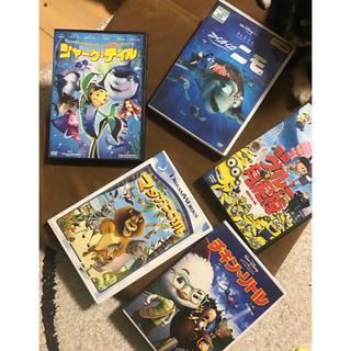 ディズニー(Disney)のディズニーDVD5本セット(キッズ/ファミリー)