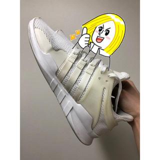 アディダス(adidas)のアディダス adidas EQT Support ADV 白(スニーカー)