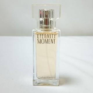 カルバンクライン(Calvin Klein)のカルバンクライン エタニティ モメント オードパルファム EDP 15ml(香水(女性用))
