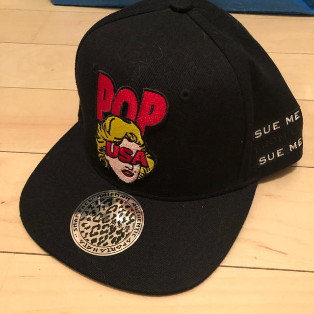HALFMAN(ハーフマン)のHALFMAN キャップ レディースの帽子(キャップ)の商品写真