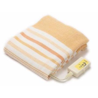 【ポカポカ布団に早変わり!】洗える 日本製 電気敷き毛布 (130×80cm)(電気毛布)