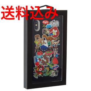 iPhone - VETEMENTS iPhone X CASETiFY アイフォン ケース ①